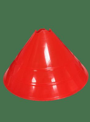 Tányérbója, piros