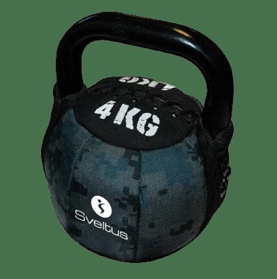 THERABAND Sveltus soft kettlebell 4 kg