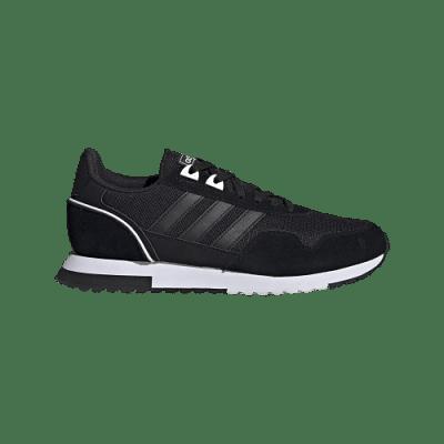 Adidas Core Linear futócipő, fekete