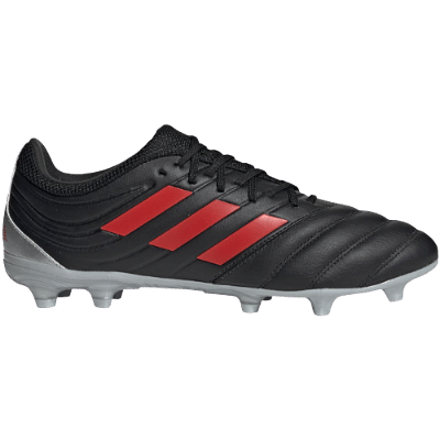 Adidas Copa 19.3 FG stoplis focicipő, fekete-piros