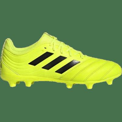 Adidas Copa 19.3 FG stoplis focicipő, sárga