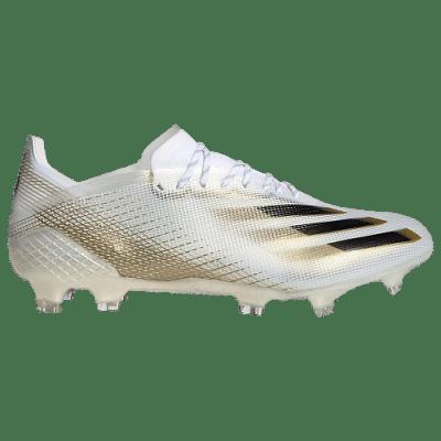 Adidas X Ghosted.1 FG stoplis focicipő, fehér