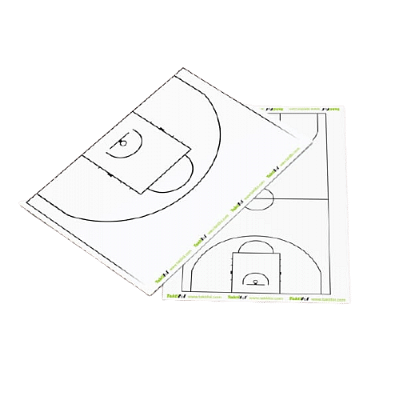 Kosárlabda taktikai tábla,Taktifol