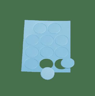 Taktifol Taktikai kiegészítő, játékos szimbólum, kör, 11db