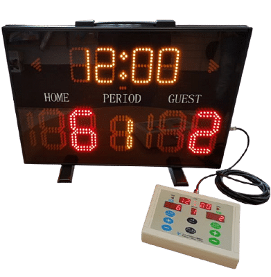 Salta eredményjelző kosárlabdához