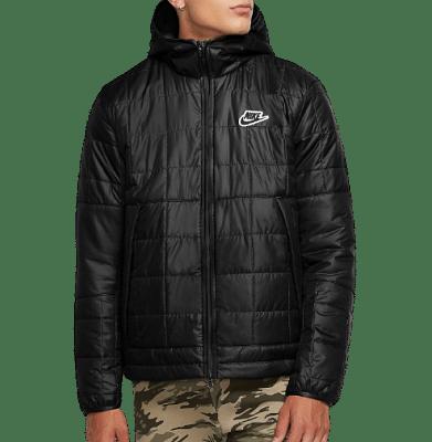 Nike sportswear kabát, fekete