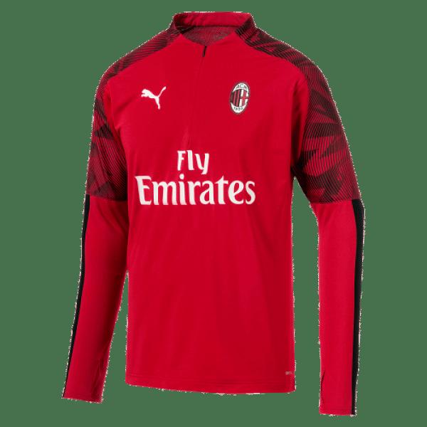 Puma AC Milan 1899 edzőfelső, piros