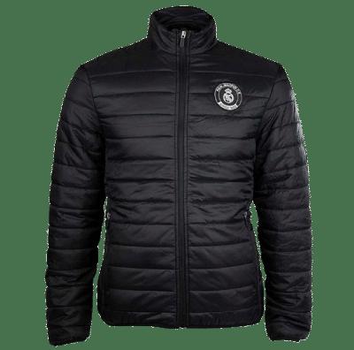 Real Madrid kabát felnőtt, fekete