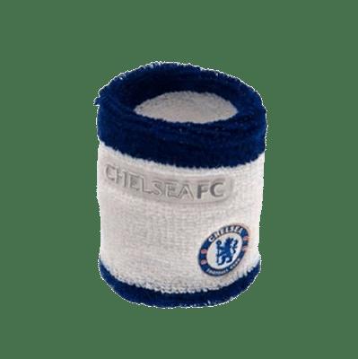 Chelsea csuklópánt kék-fehér