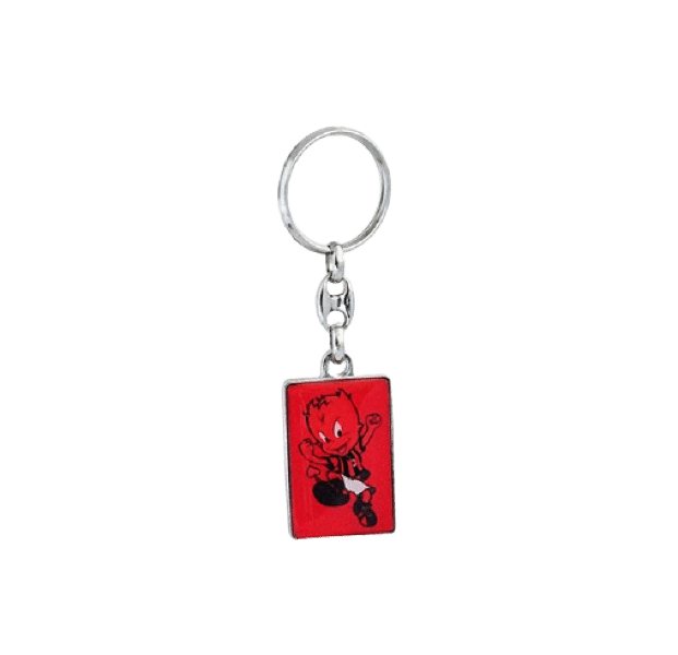Milan kulcstartó ördögös