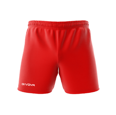 Givova Capo nadrág, piros
