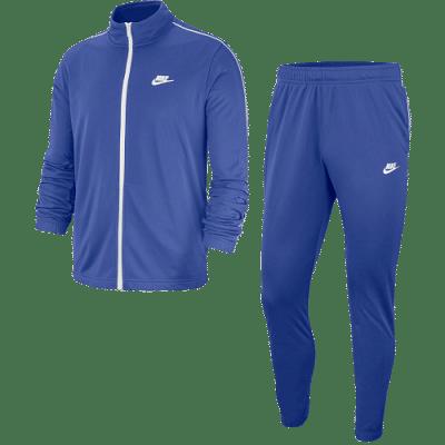 Nike NSW Basic melegítő szett, királykék