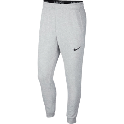 Nike Dri-Fit Fleece melegítőnadrág, világos szürke