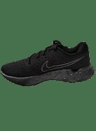 Nike Renew Ride sportcipő, fekete