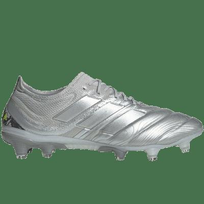 Adidas Copa 20.1 FG stoplis focicipő, ezüst
