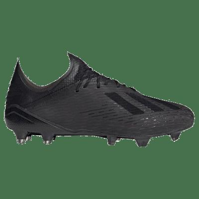 Adidas X 19.1 FG stoplis focicipő, fekete