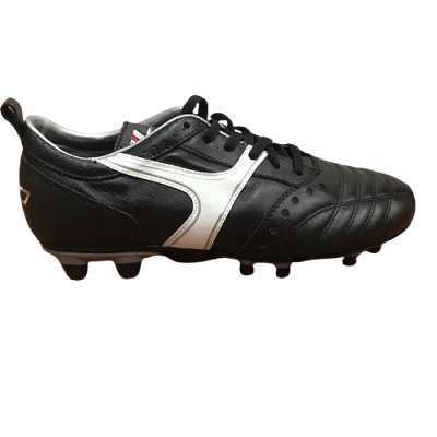 Leo Sport A800 Lth. 19 TPX FG stoplis focicipő, fekete-fehér