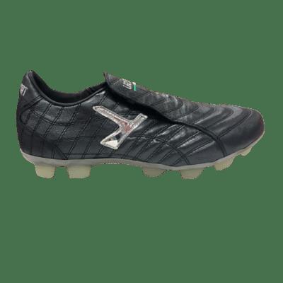 Leo Sport New Platinum TRX Lth stoplis focicipő, fekete