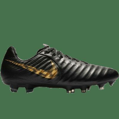 Nike Legend VII Pro FG stoplis focicipőm fekete-arany