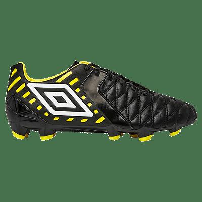 Umbro Medusae II Premier FG stoplis focicipő, fekete-sárga