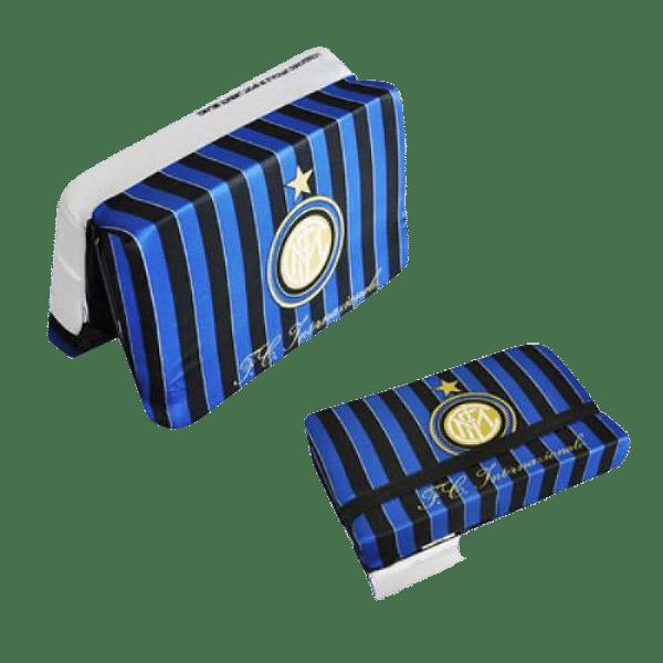 Internazionale FC ülőpárna, csíkos