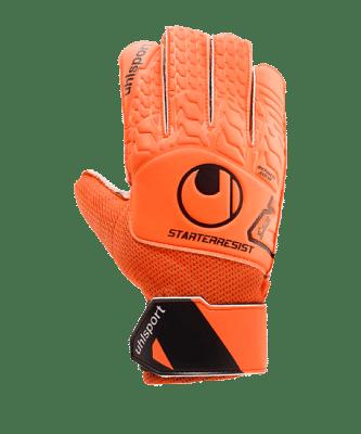 Uhlsport Starter Resist kapuskesztyű, narancssárga-fekete