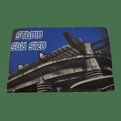 Internazionale FC ülőpárna, stadionos