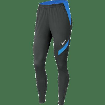 Nike Dri-Fit Academy Pro női nadrág, szürke-királykék