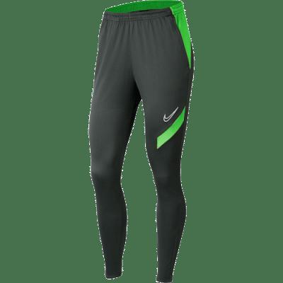 Nike Dri-Fit Academy Pro női nadrág, szürke-zöld
