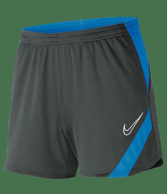 Nike Dri-Fit Academy Pro női rövidnadrág, szürke-királykék