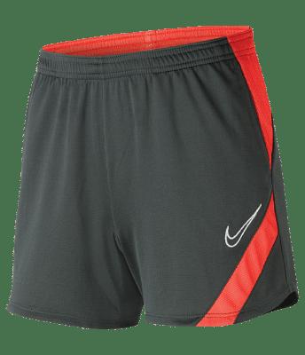 Nike Dri-Fit Academy Pro női rövidnadrág, szürke-piros