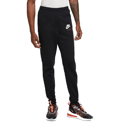 Nike Liverpool FC Fleece melegítő nadrág, fekete