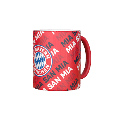 FC Bayern München bögre, Mia San Mia