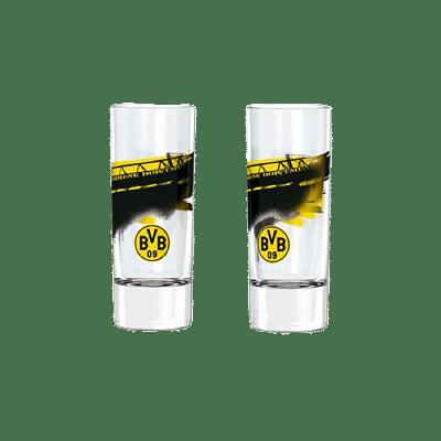 Borussia Dortmund stampedlis pohár készlet