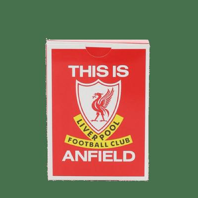 Liverpool FC francia kártya