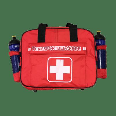 Elsősegély táska, felszerelve