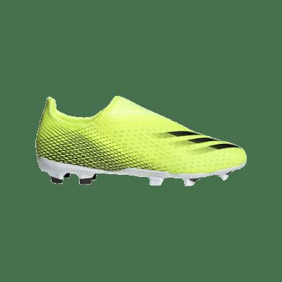 Adidas X Ghosted.3 LL FG stoplis focicipő, sárga