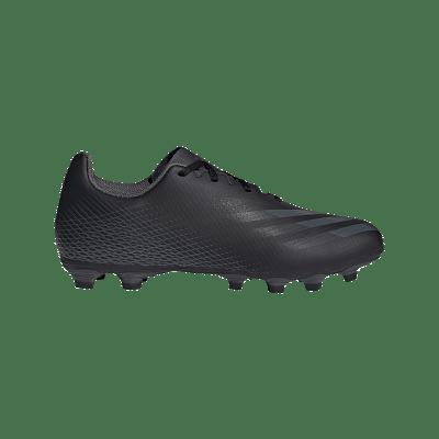 Adidas X Ghosted .4 FxG stoplis focicipő, fekete