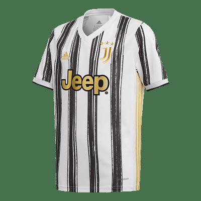 Adidas Juventus FC gyermek mez, fekete-fehér