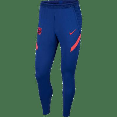 Nike FC Barcelona Strike melegítőnadrág, kék