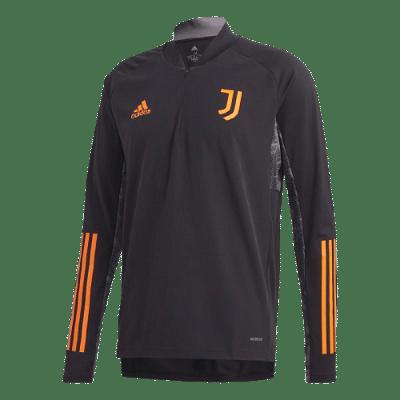 Adidas Juventus Ultimate edző felső, fekete-narancs