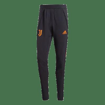 Adidas Juventus Ultimate edző nadrág, fekete-narancs