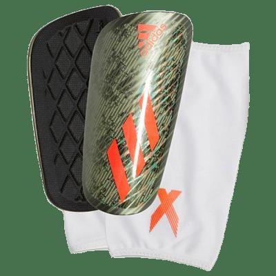 Adidas Adidas X Pro sípcsontvédő, zöld