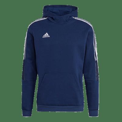 Adidas Tiro 21 kapucnis pulóver, kék