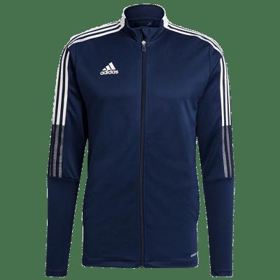 Adidas Tiro 21 melegítő felső, kék