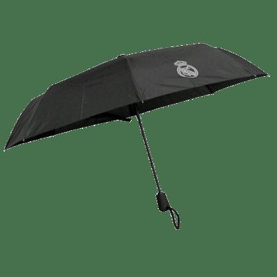 Real Madrid esernyő, fekete
