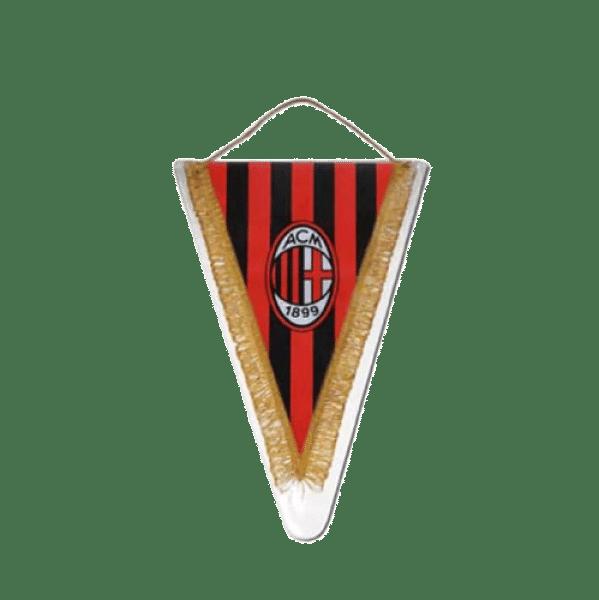 A. C. Milan autós háromszög zászló