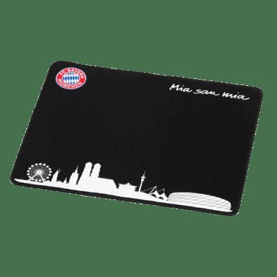 Bayern München egérpad, fekete