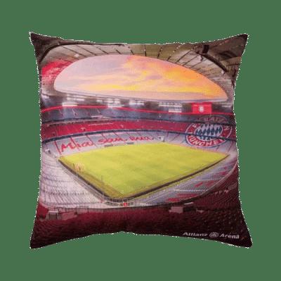 Bayern München Allianz Aréna párna
