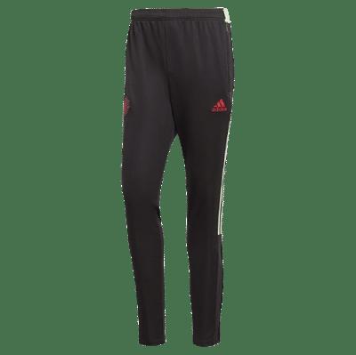 Adidas Manchester United melegítő nadrág, fekete-zöld